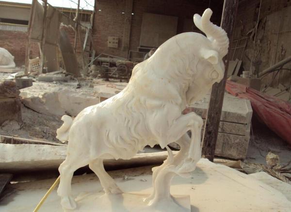 石雕动物雕塑_大象雕塑(图片)