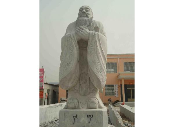 古代人物雕塑_石雕二十四孝(图片)