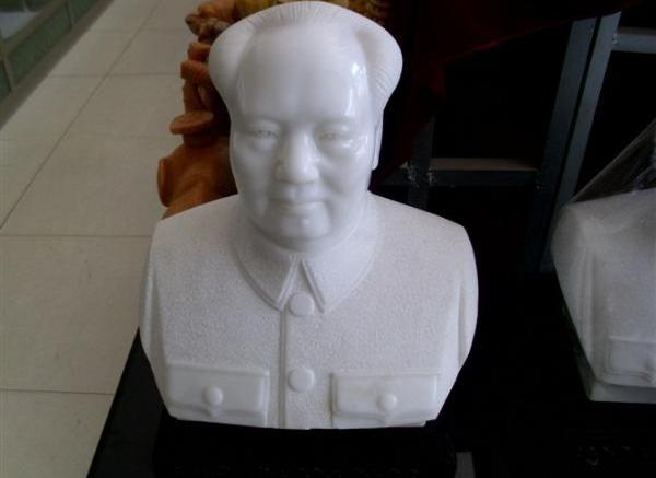 毛主席雕刻_领袖雕塑(图片)
