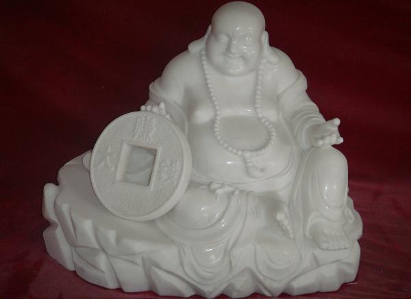 弥勒佛像工艺品_弥勒佛塑像(图片)