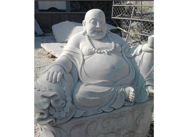 弥勒佛雕塑报价_笑面弥勒(图片)