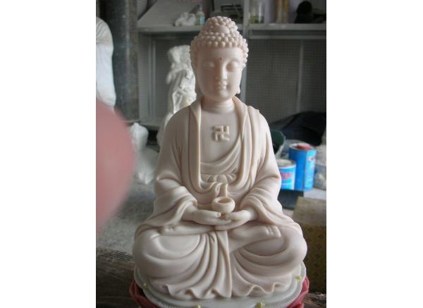 如来佛祖_石雕佛像(图片)