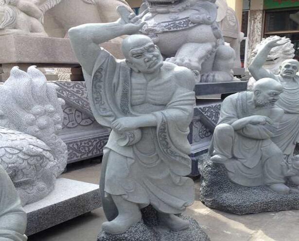 十八罗汉雕像价格_伽耶伽叶尊者(图片)