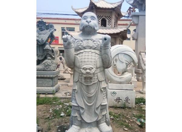 石雕十二生肖_生肖虎雕塑(图片)