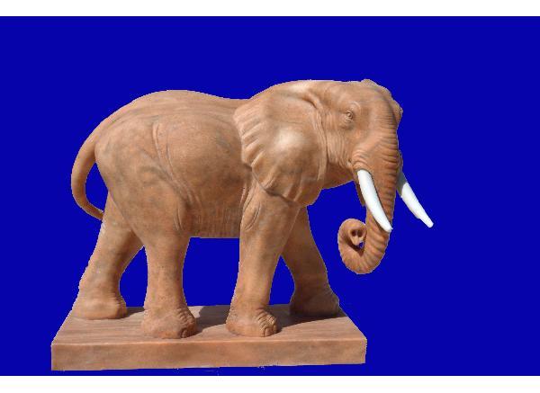 石雕大象_盛世有象(图片)