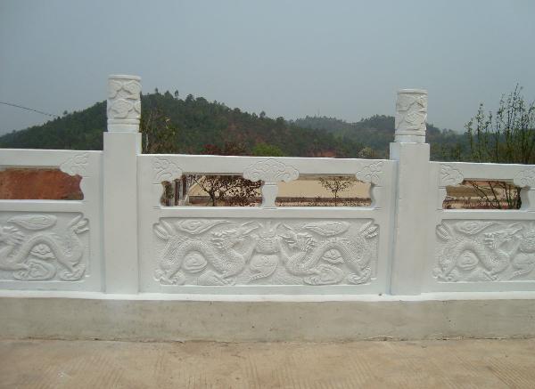 石护栏_栏板石雕(图片)