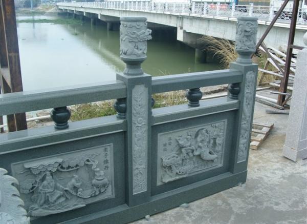 石雕栏板_简约石雕栏板(图片)