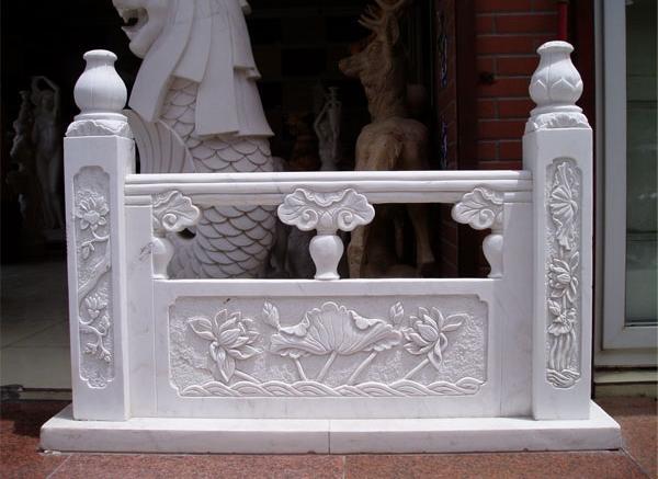 石雕护栏_建筑护栏(图片)