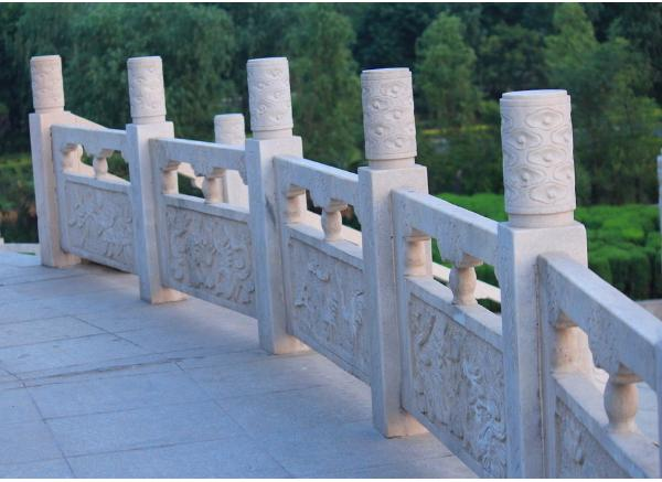 石栏杆价格_纪念园栏杆(图片)