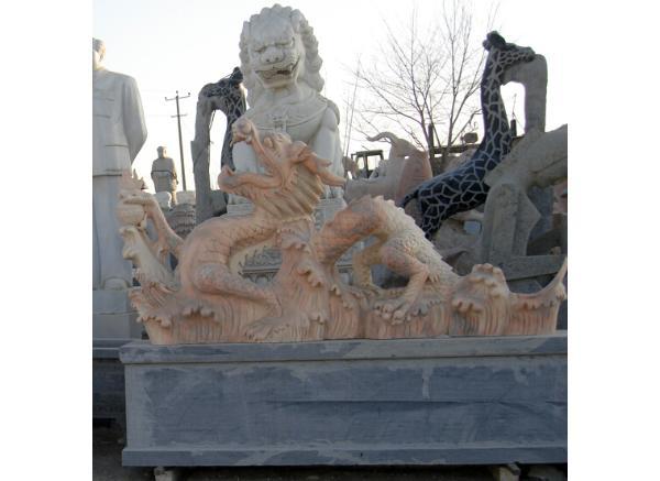 雕刻龙_个性石雕龙(图片)