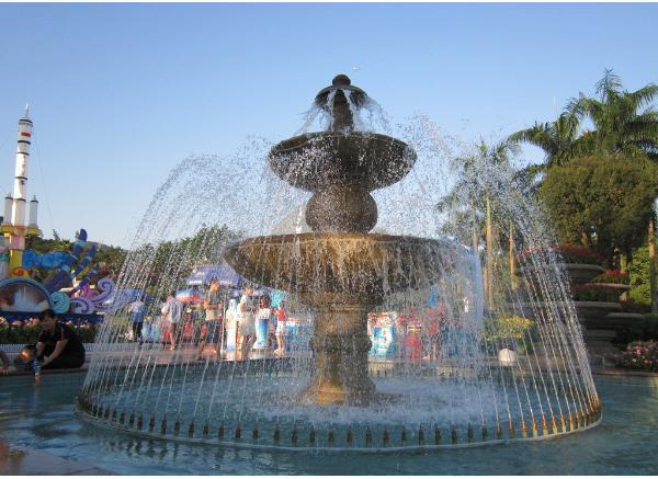 喷泉雕刻_艺术喷泉雕塑(图片)