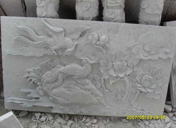 浮雕壁画_栏板浮雕(图片)