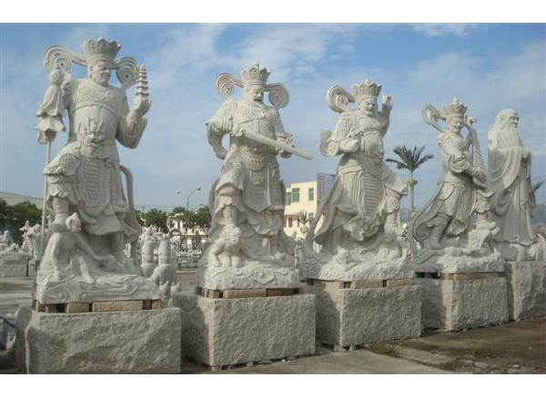 四大天王雕刻_南方增长天王毗琉璃(图片)