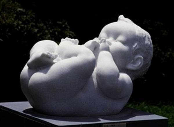 现代人物雕塑_少数民族塑像(图片)