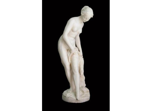 现代人物雕像_西方大卫像(图片)