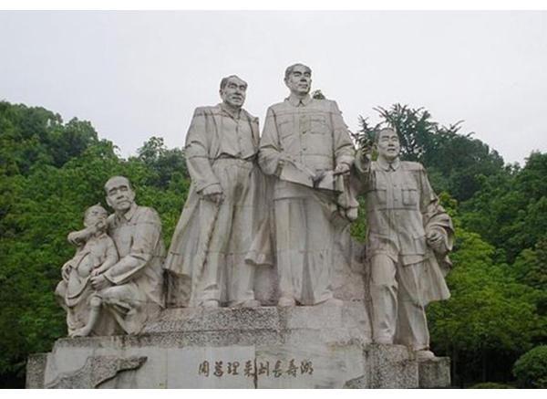 周恩来雕刻_周总理雕像(图片)