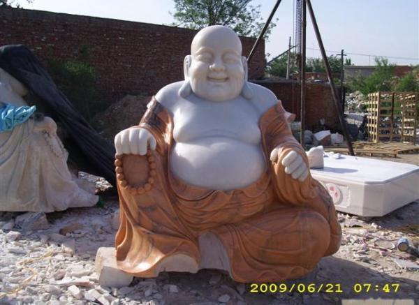 佛像雕塑_石雕佛像(图片)
